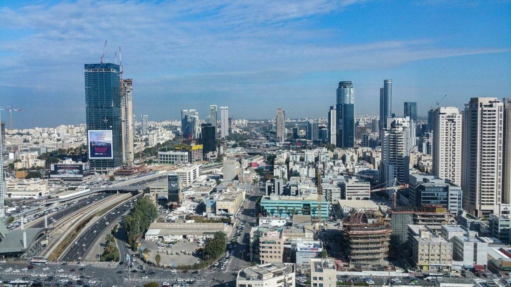 Stedentrip Tel Aviv