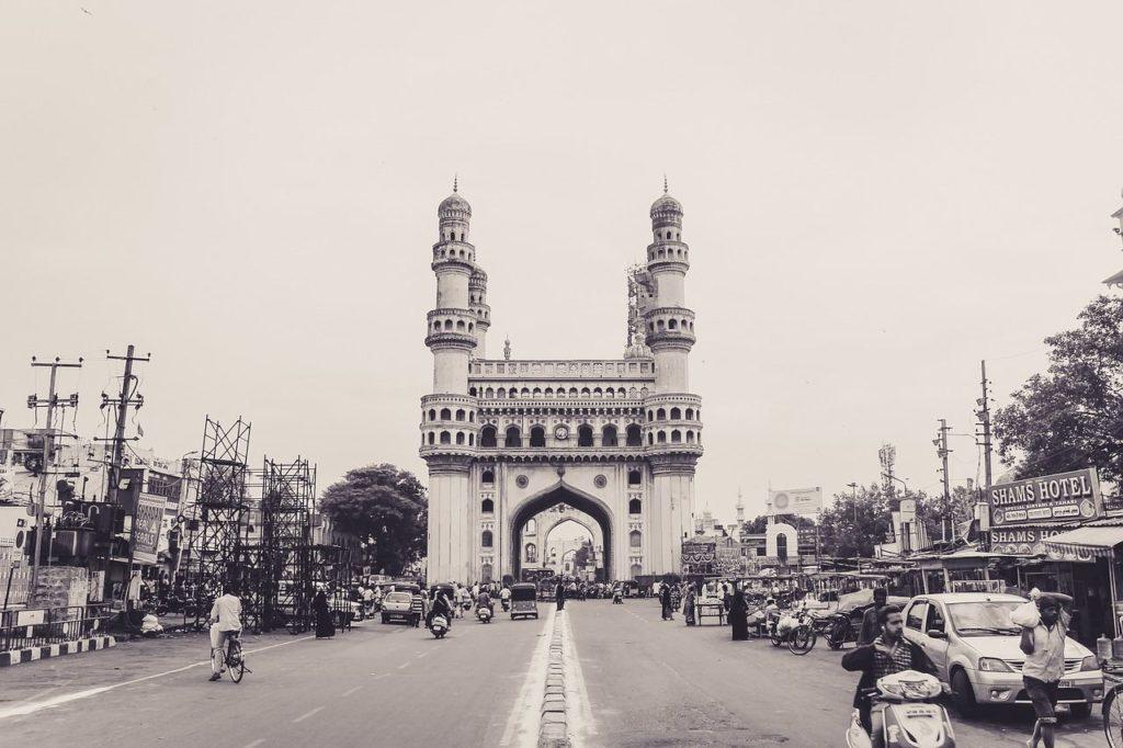 Vakantie Hyderabad India