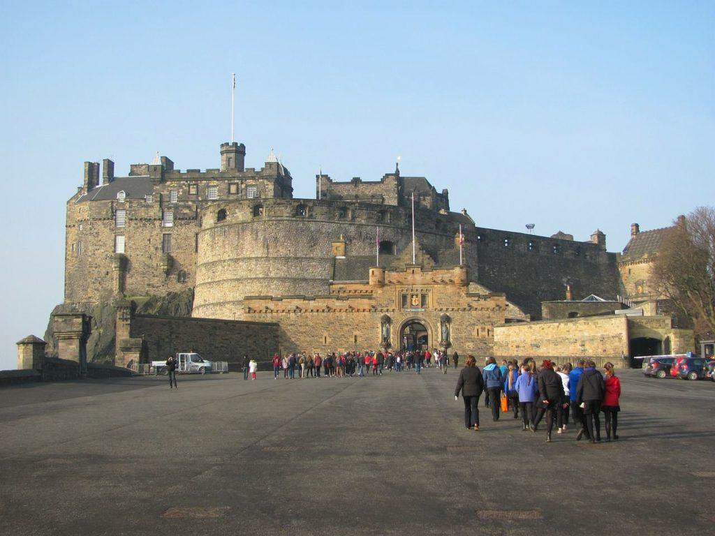 Bezienswaardigheden in Edinburgh