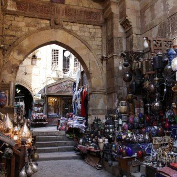 Bezienswaardigheden Caïro