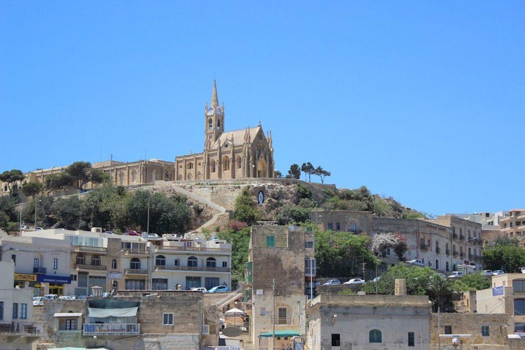 Stedentrip Gozo Malta