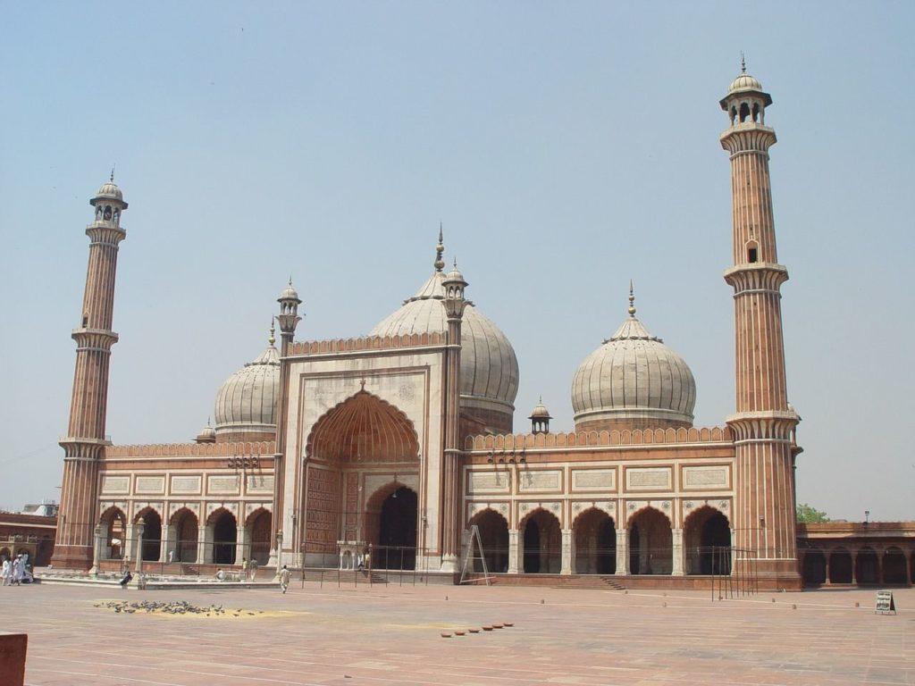 Bij een Rondreis door India bezoek je New Delhi