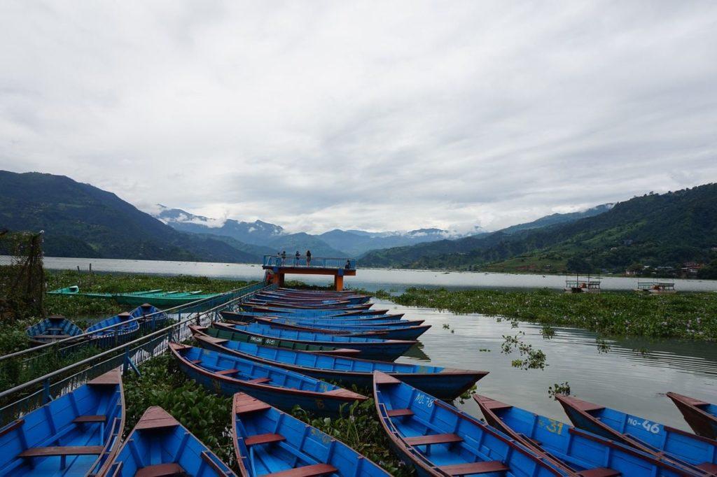 Vakantie Pokhara Nepal
