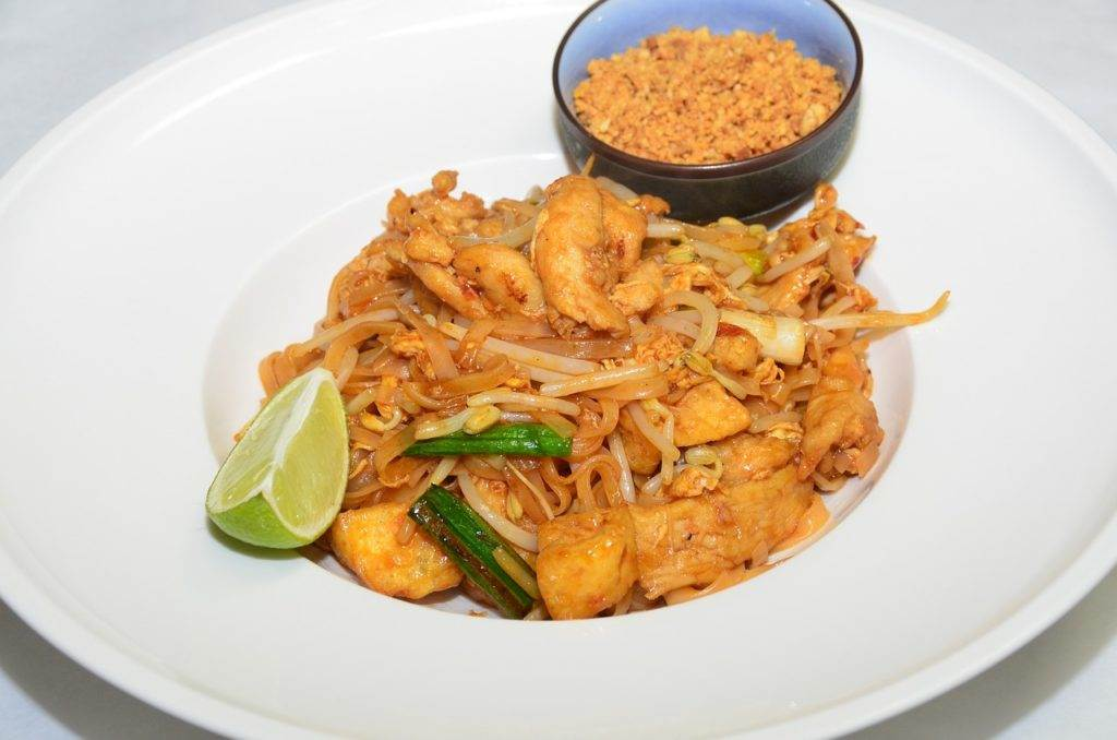 Smullen van de beste Thaise gerechten