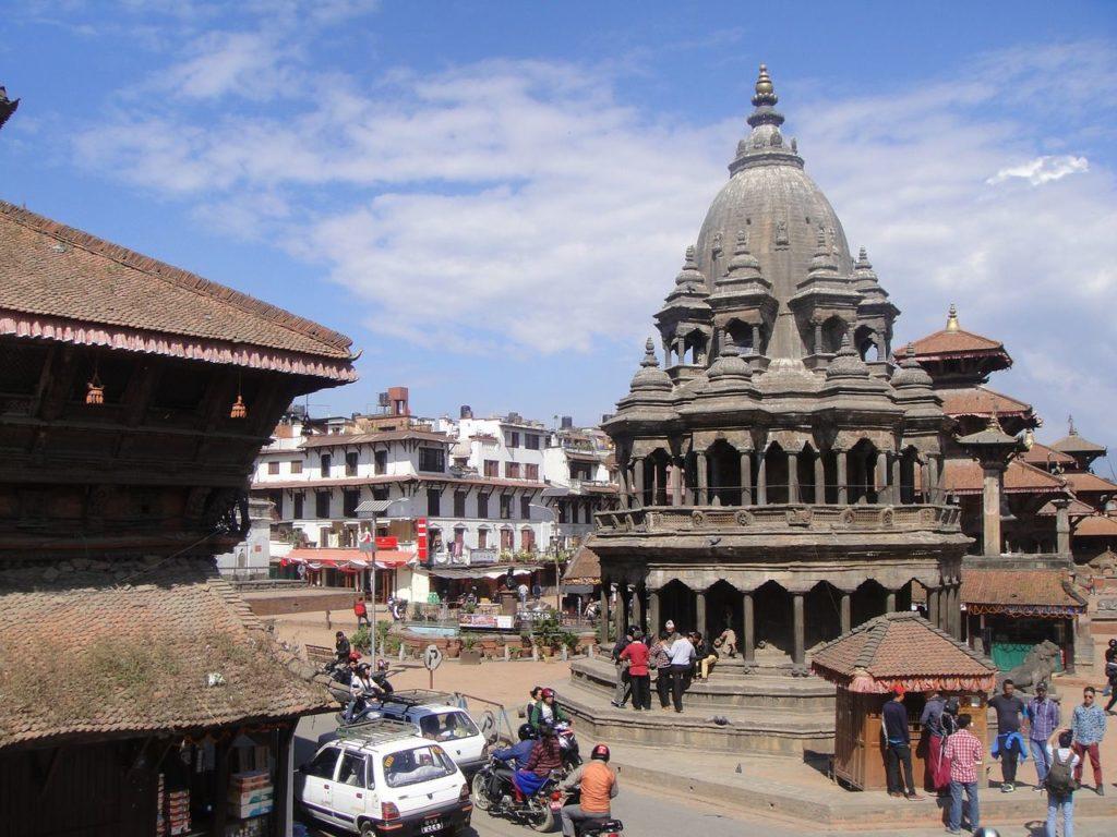 Vakantie Kathmandu Nepal