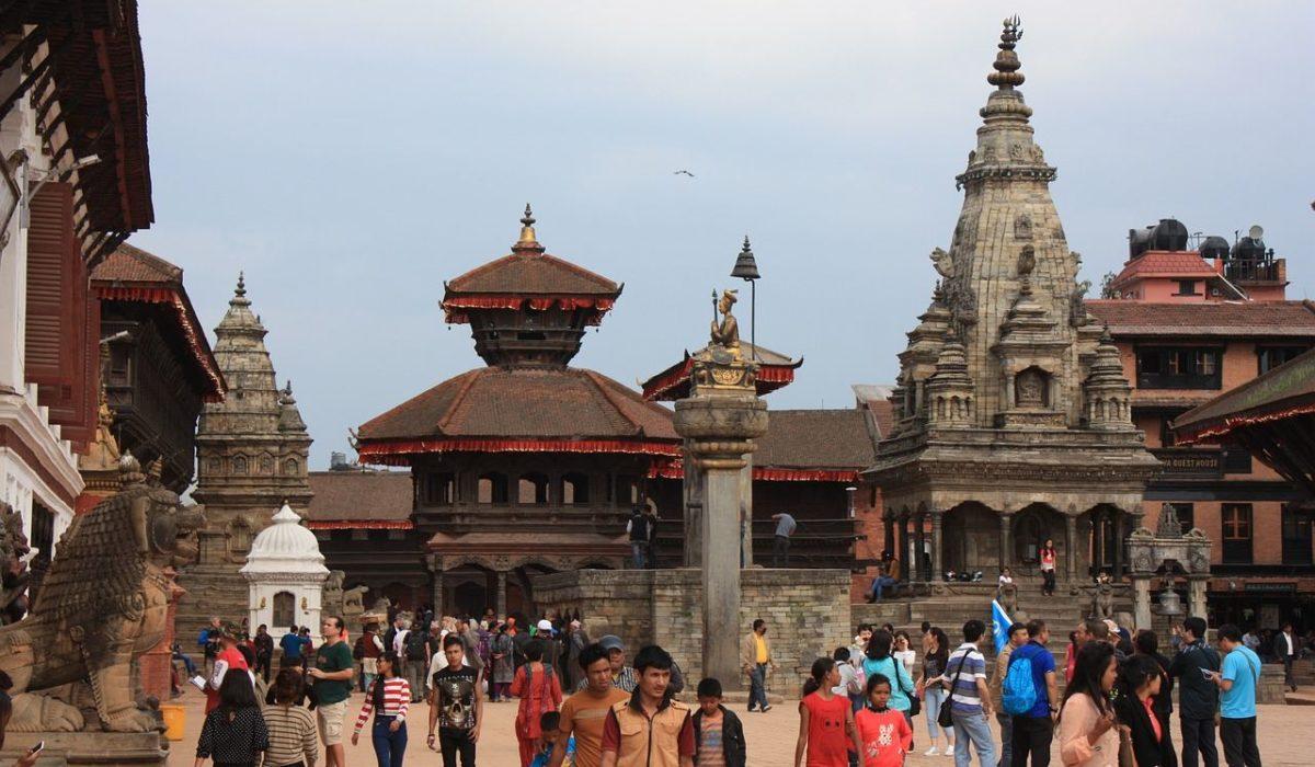 Vakantie Bakthapur Nepal