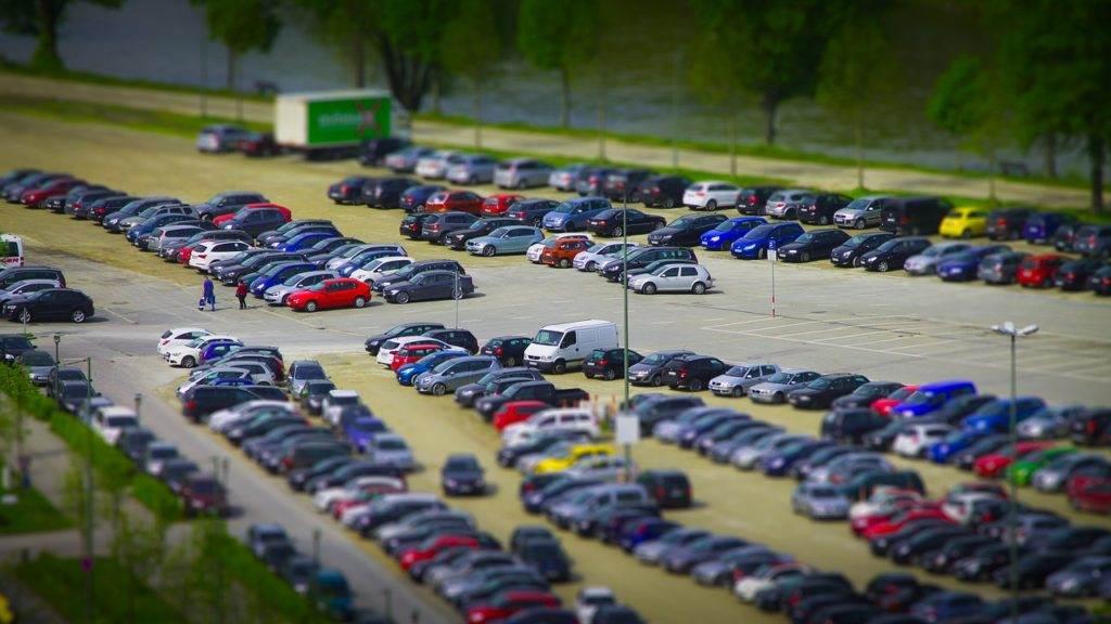 Lang parkeren Schiphol