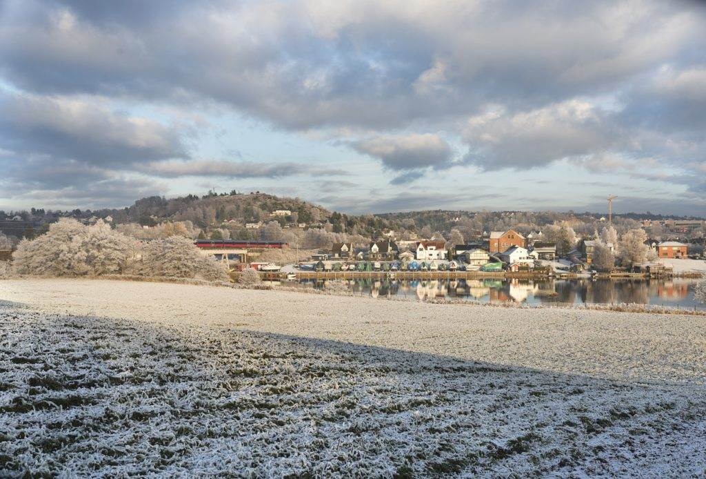 Vakantie Fredrikstad Noorwegen