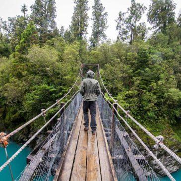 Wandeltochten in Nieuw-Zeeland
