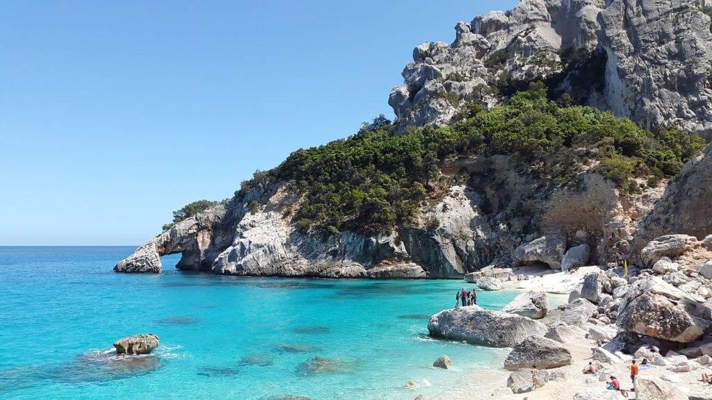 Goedkope rondreis Sardinië