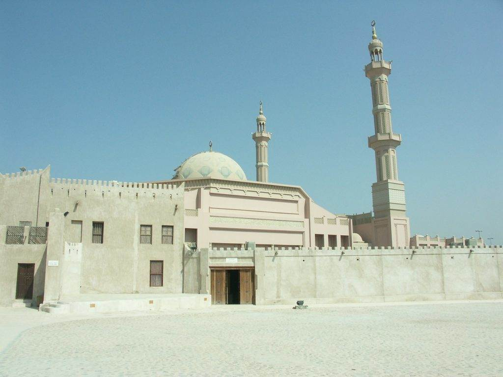 Vakantie Sharjah