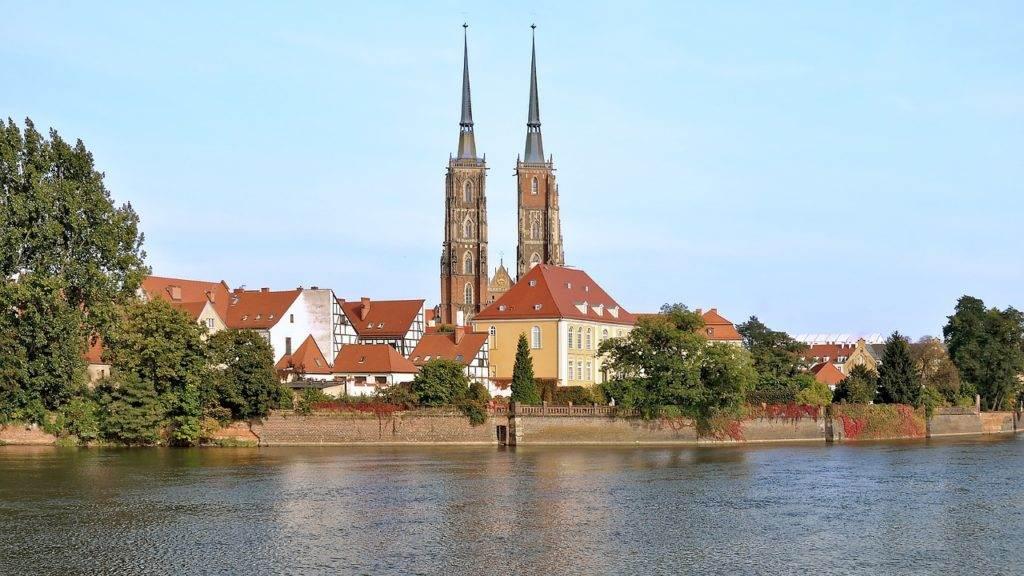 Goedkope rondreis Polen