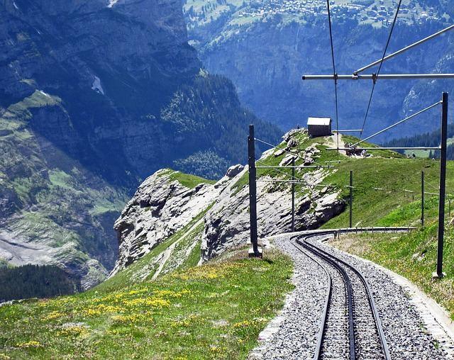 Rondreis Alpen