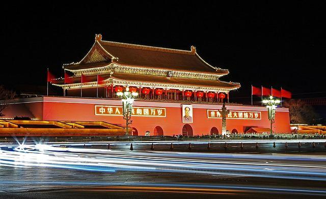 Stedentrip Beijing