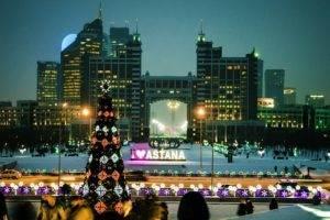 Rondreis Kazachstan-Vakantie Astana
