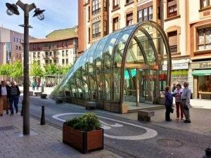Stedentrip Bilbao