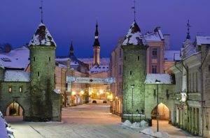 Rondreis Estland