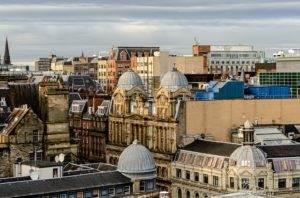 Stedentrip Glasgow