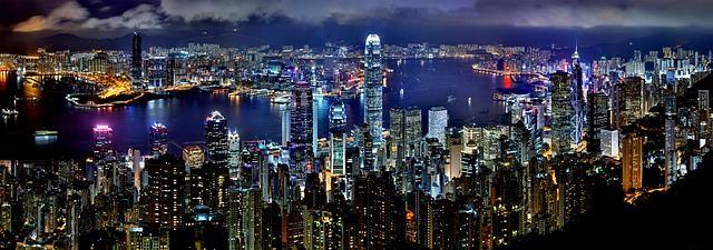 Stedentrip Hongkong