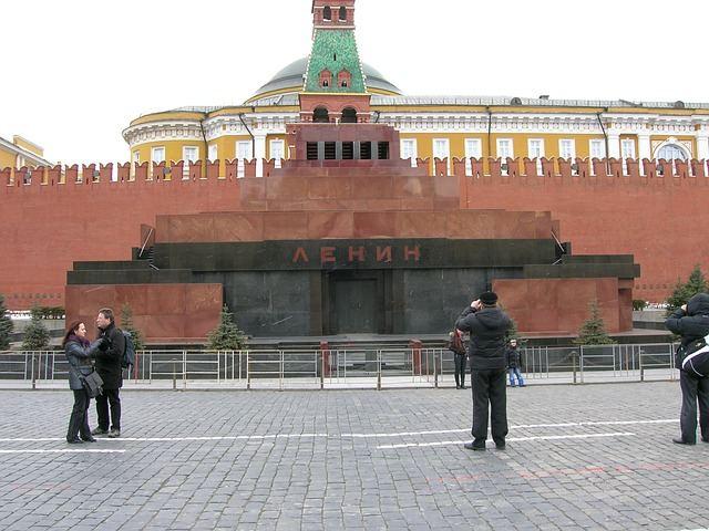 Stedentrip Moskou