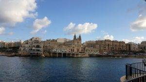 Stedentrip Valetta