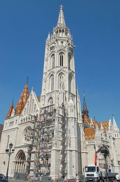 Stedentrip Boedapest