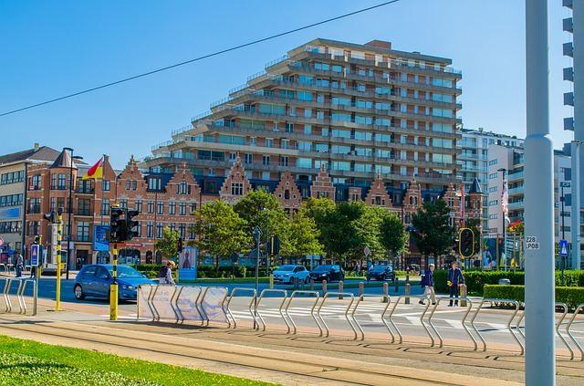Stedentrip Oostende