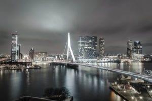 Stedentrip Rotterdam