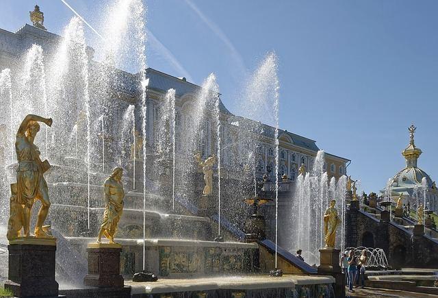 Stedentrip St.Petersburg