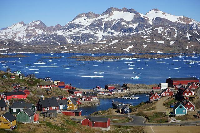 Rondreizen door Groenland