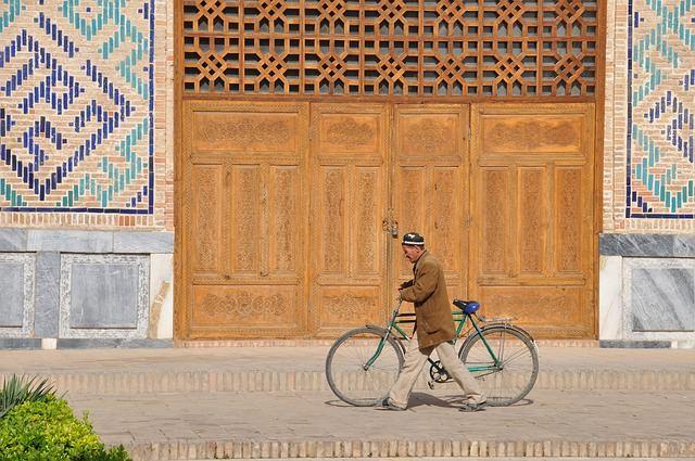 Rondreis Oezbekistan