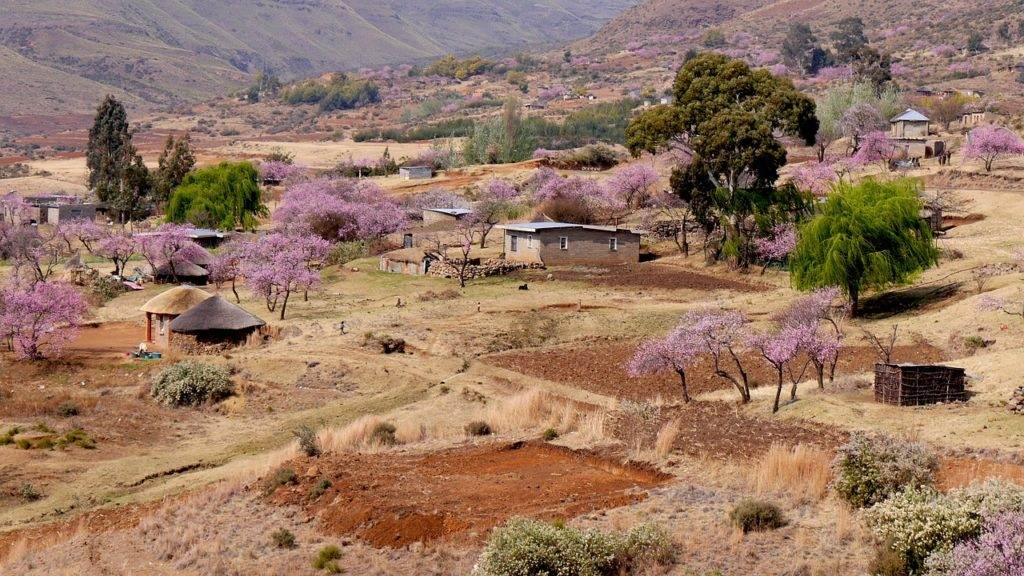 Rondreis Lesotho