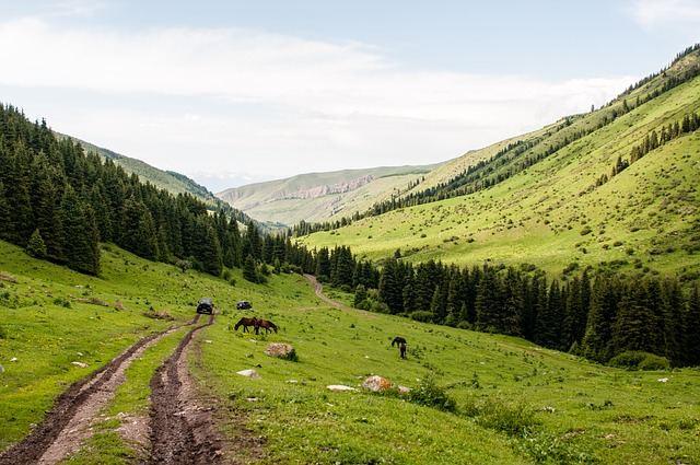 Rondreis door Kirgizië