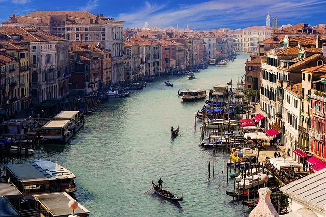Top 10 mooiste plaatsen van Italië