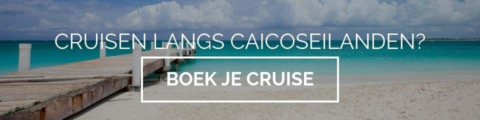 Caicos eilanden cruise boeken button