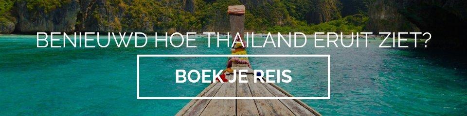 Reis boeken naar Thailand