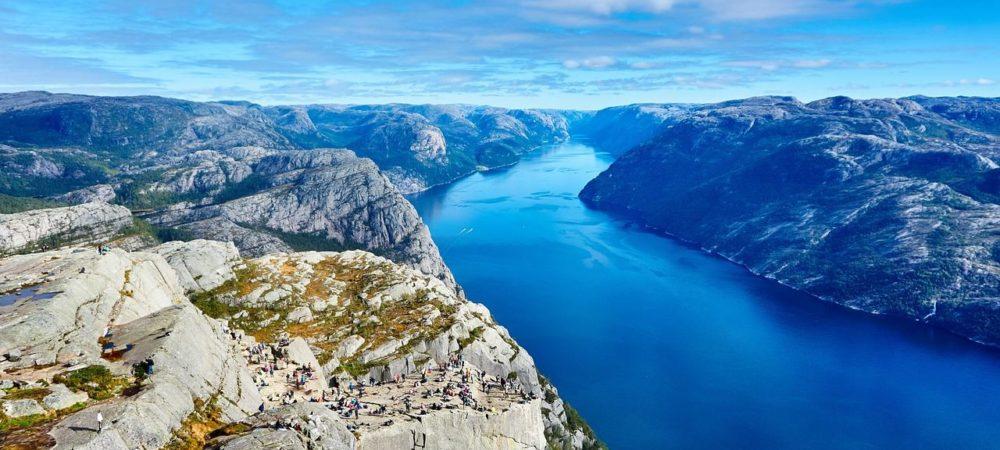 Rondreizen door Noorwegen
