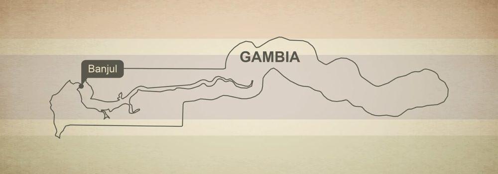 rondreis gambia