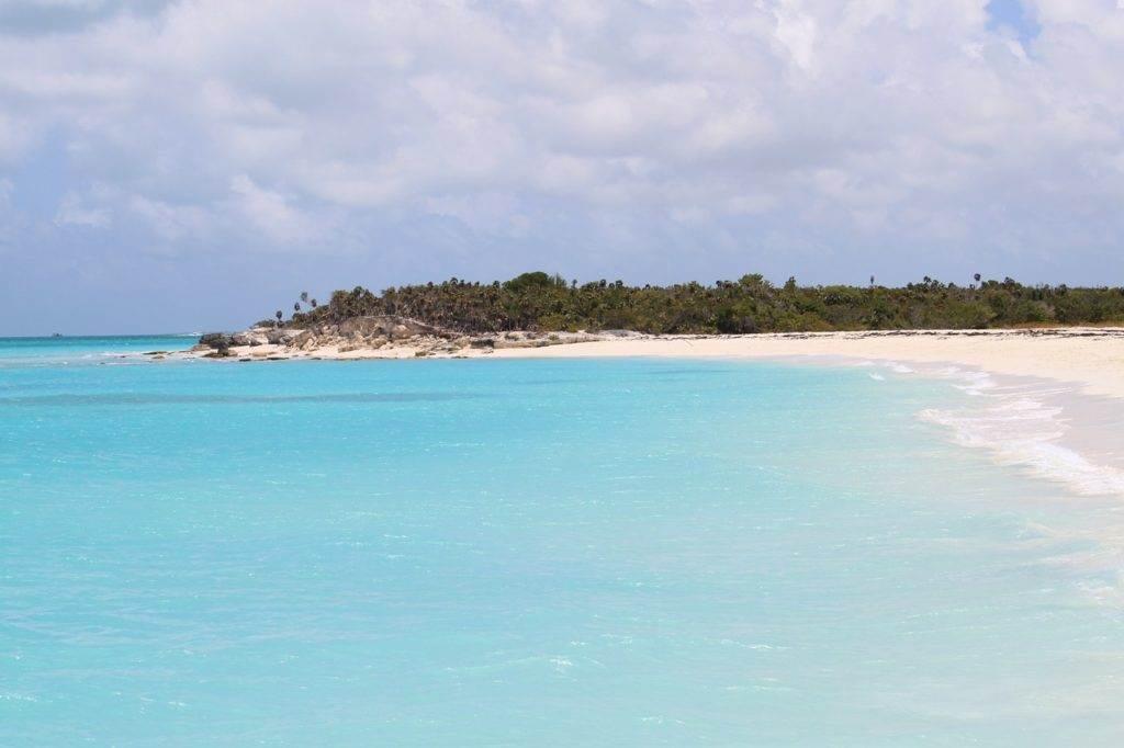 Cruises naar de Turks-en Caicoseilanden