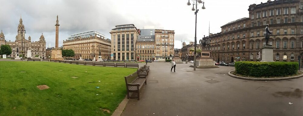 stedentrip glasgow