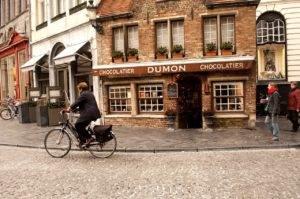 België: het land van chocolade en friet