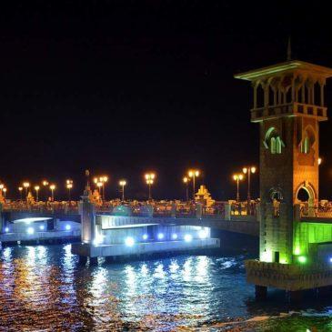 Bezienswaardigheden Alexandrië in Egypte