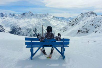 Skigebieden in Zwitserland