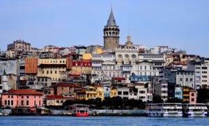 De bezienswaardigheden van Turkije