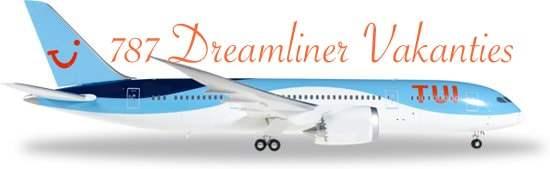 Dreamliner Vakanties