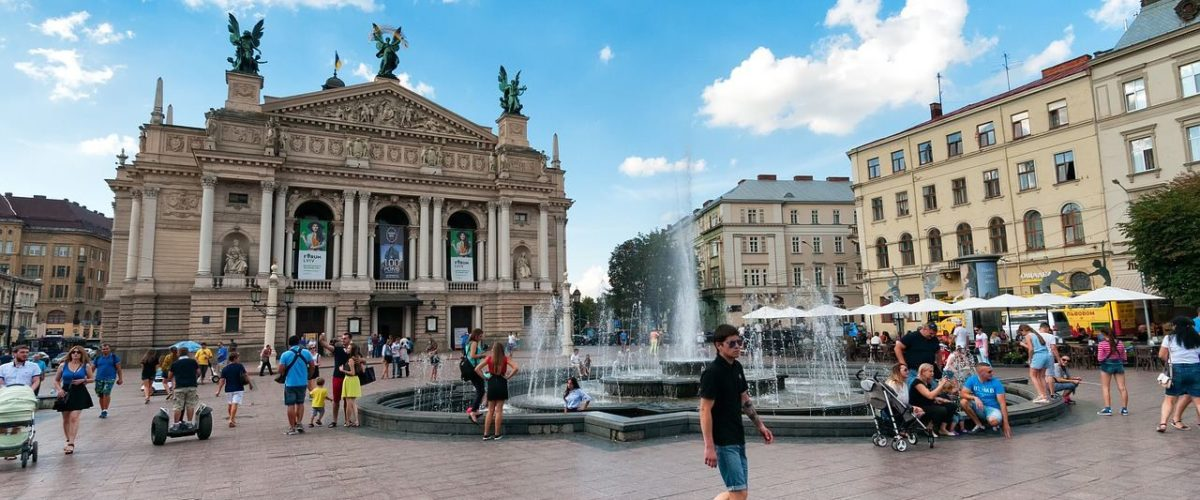 stedentrip lviv