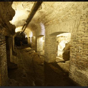 Catacomben van Rome