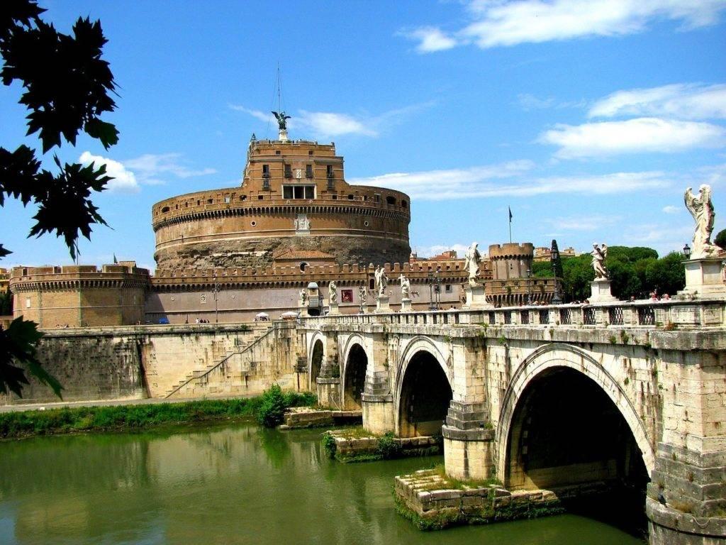 De Engelenburcht – Castel Sant'Angelo