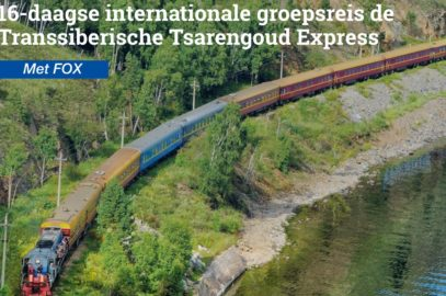 De Tsarengoud Express