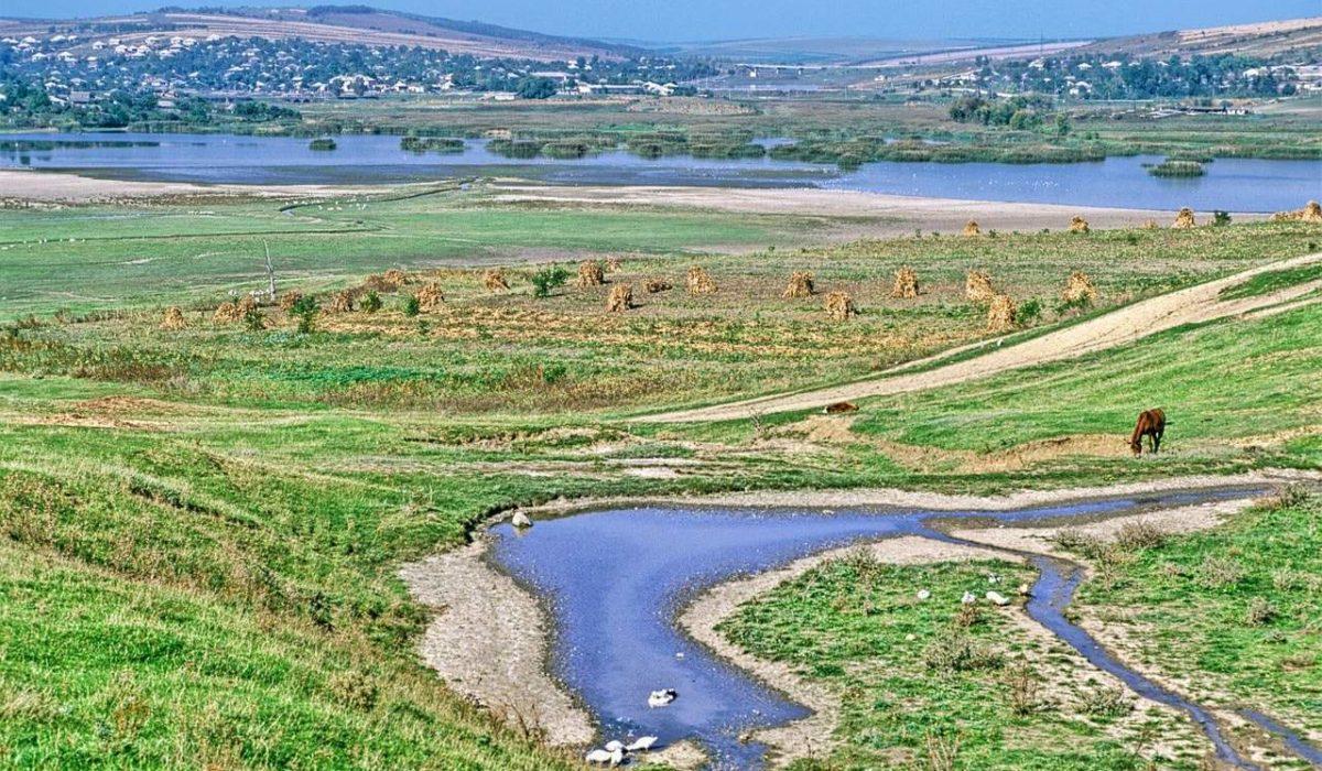 Chisinau de hoofdstad van Moldavië